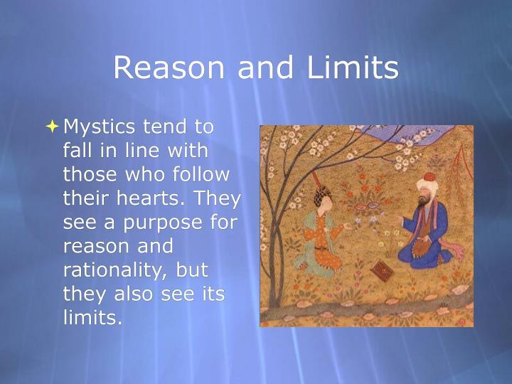 Reason and Limits