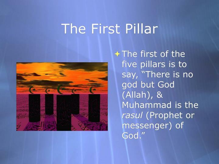 The First Pillar