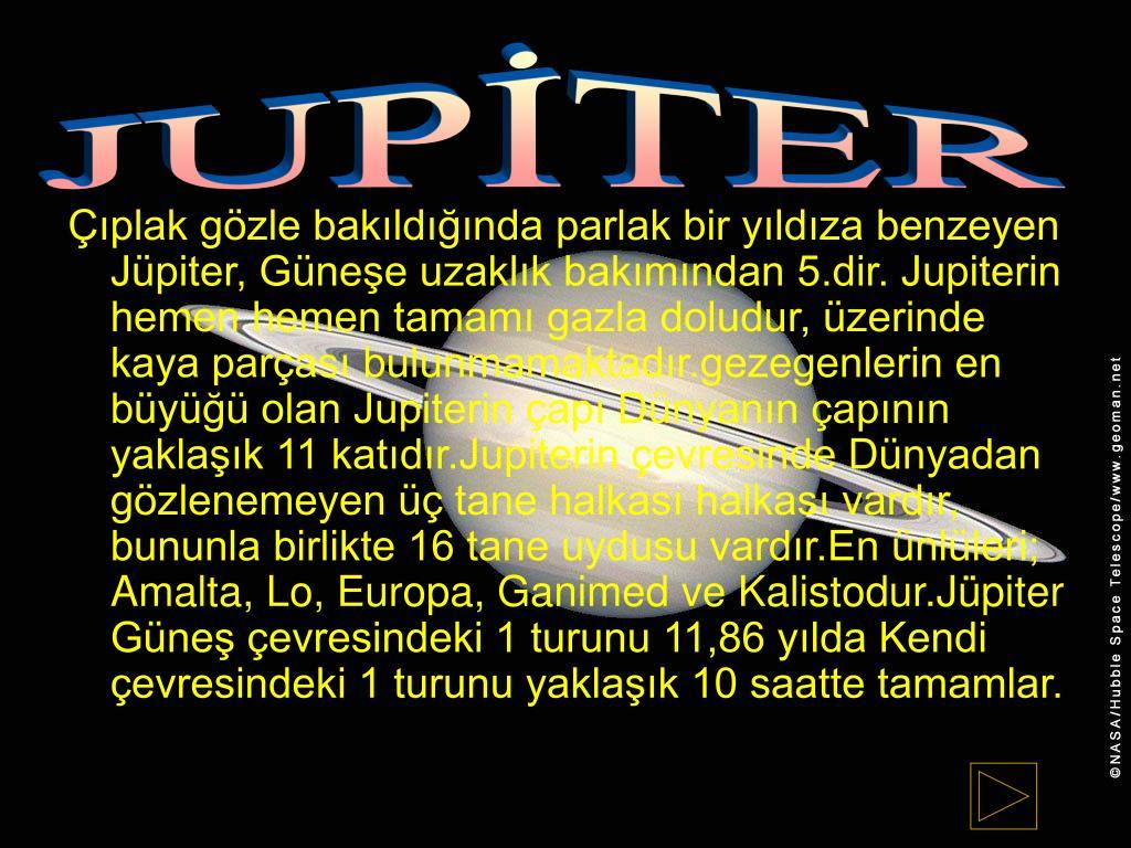 JUPİTER