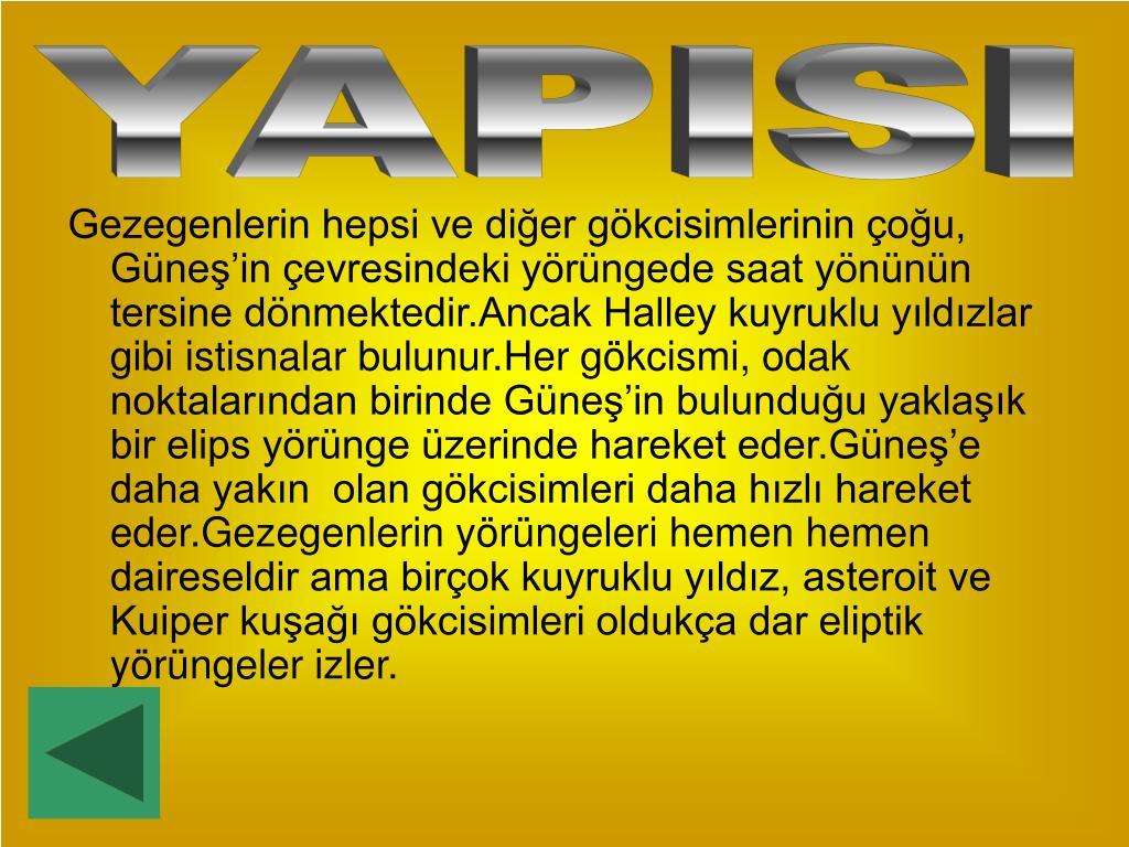 YAPISI