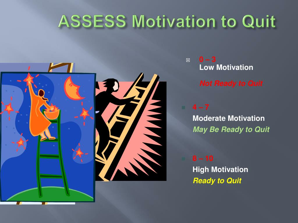 ASSESS Motivation to Quit