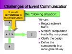 challenges of event communication1