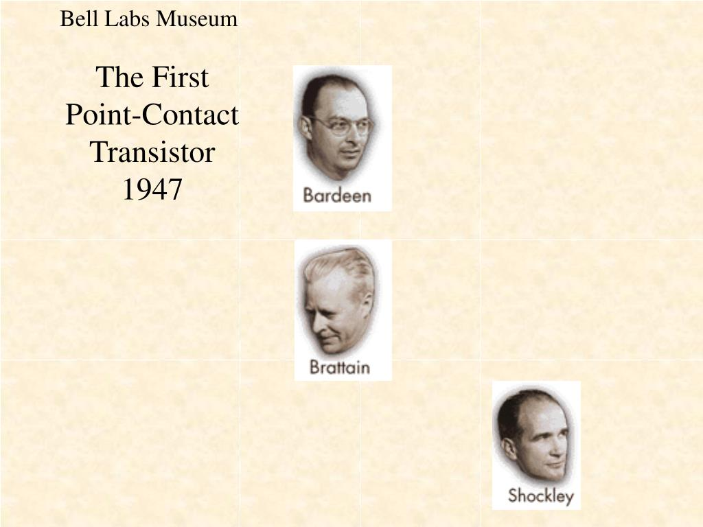 Bell Labs Museum