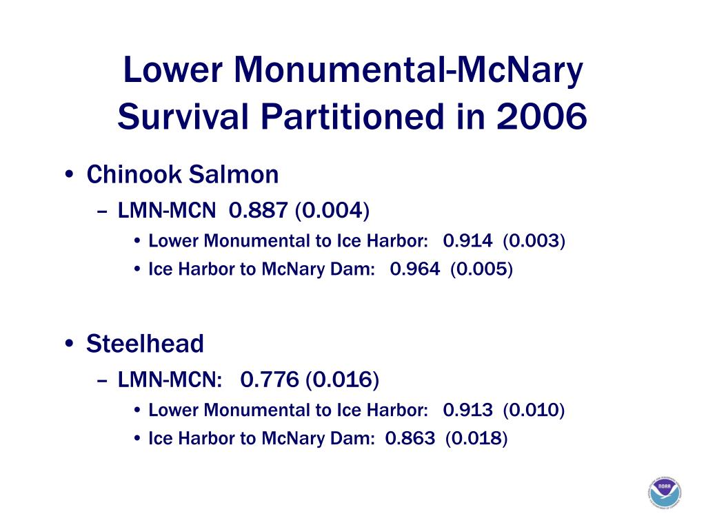 Lower Monumental-McNary