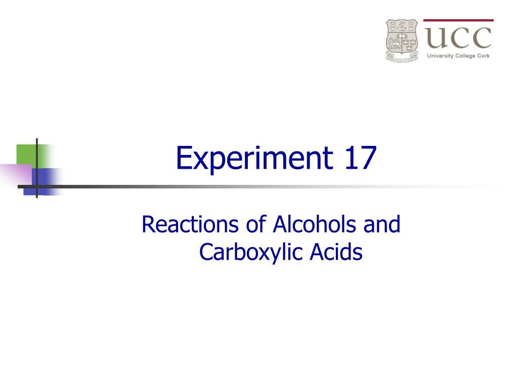 Experiment 17