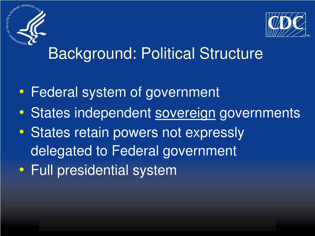 Background: Political Structure