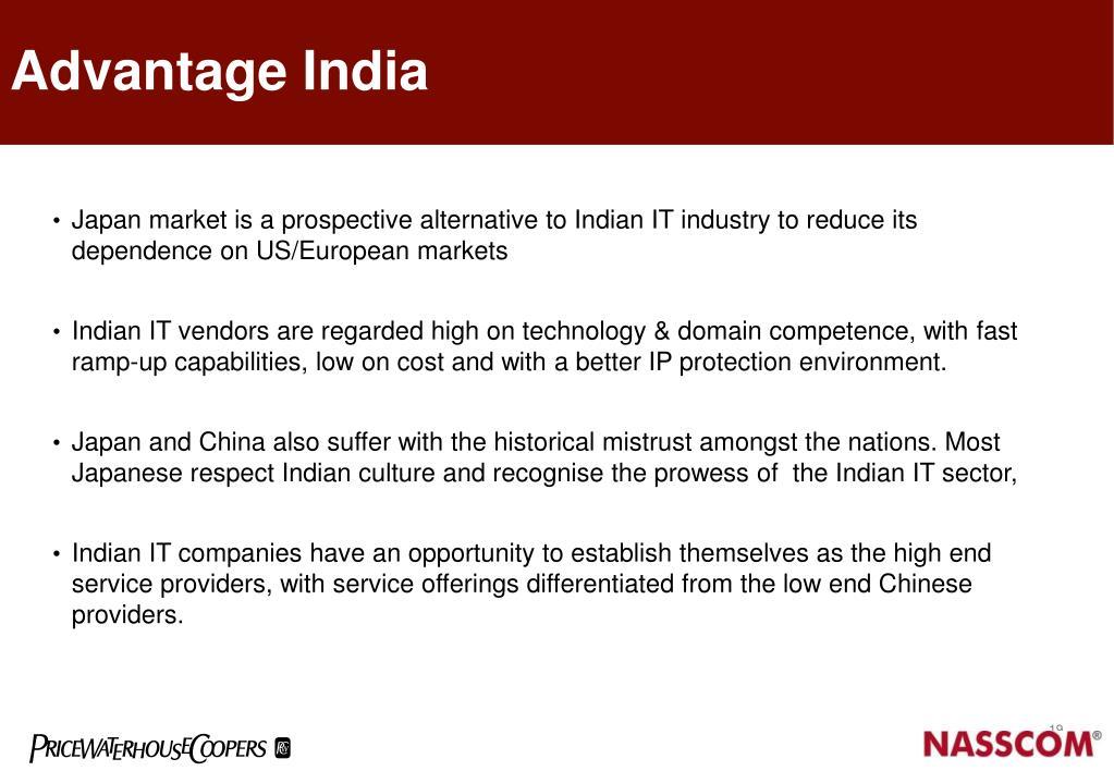 Advantage India