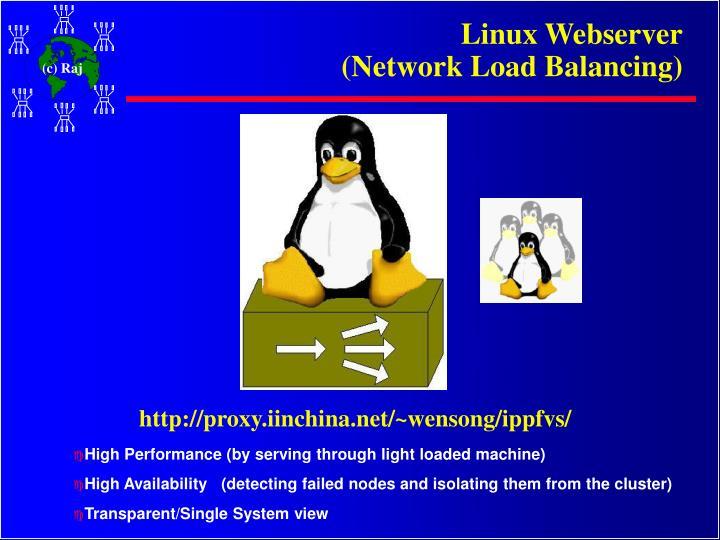 Linux Webserver