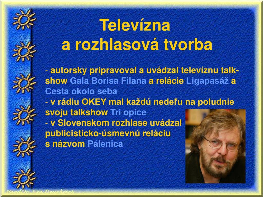 Televízna