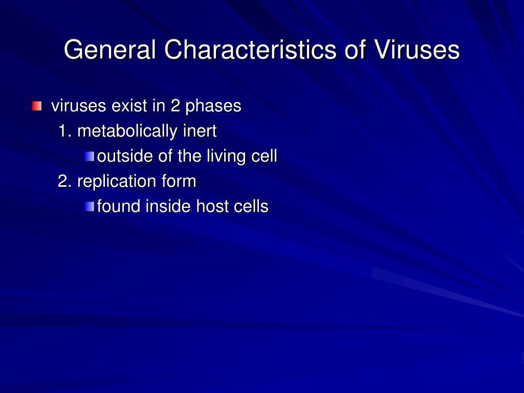 PPT Viruses PowerPoint Presentation ID 594079