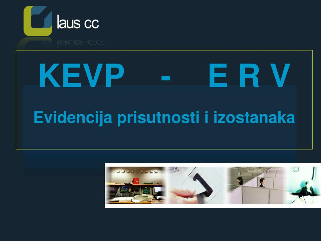 KEVP    -    E R V