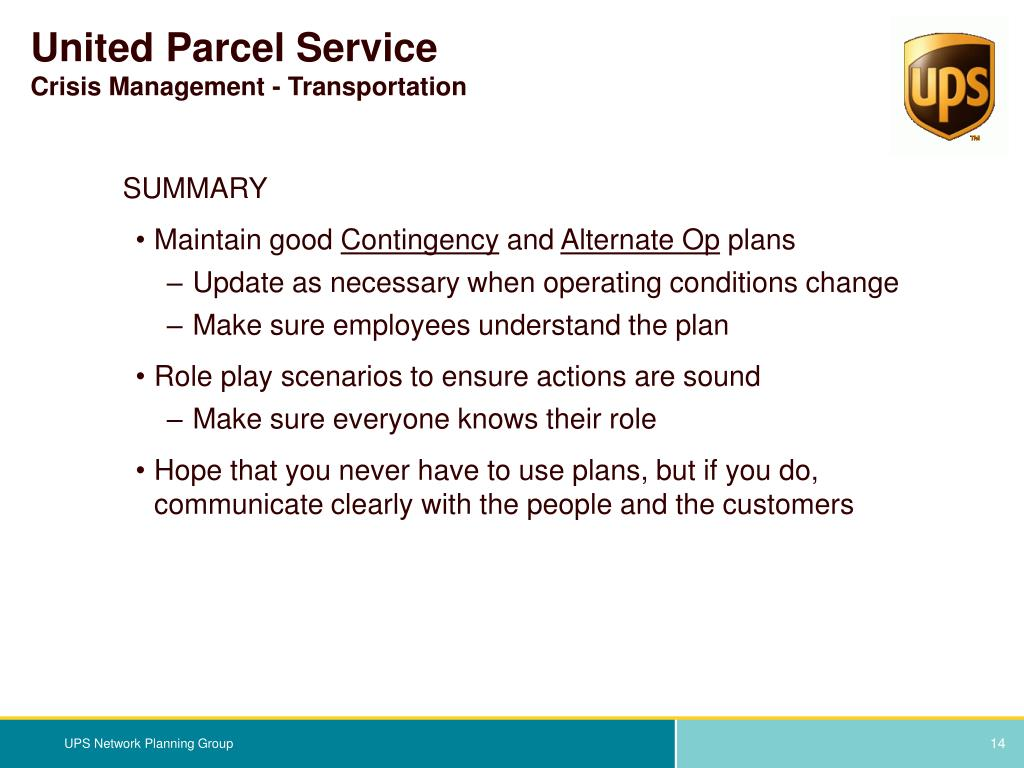 united parcel service information technology The united parcel service of america, inc is constantly improving and implementing wireless technology around the world these wireless technologies are strengthening.