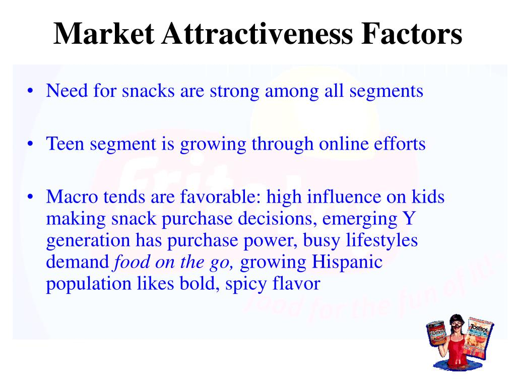 Market Attractiveness Factors