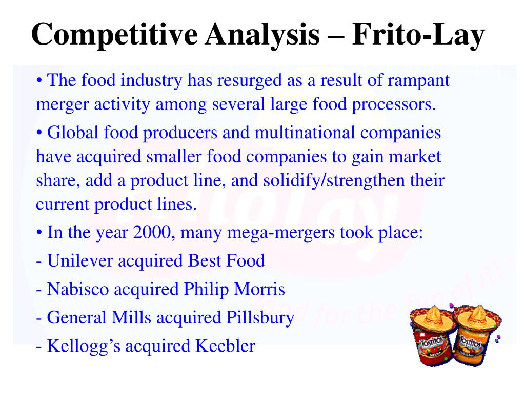 Competitive Analysis – Frito-Lay