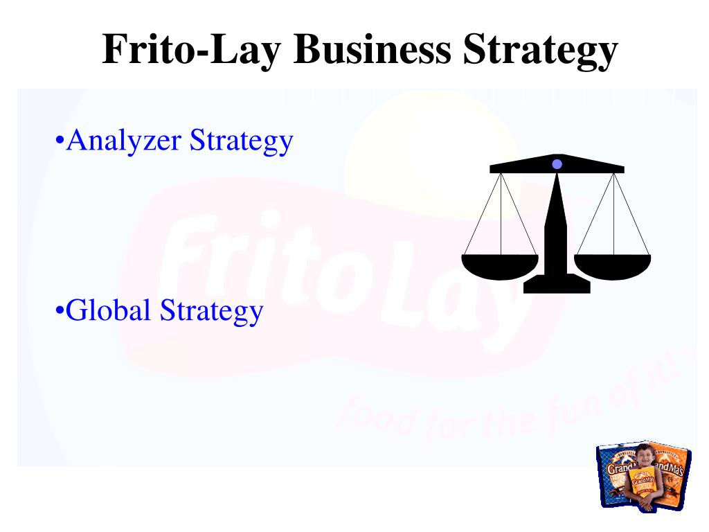 Frito-Lay Business Strategy