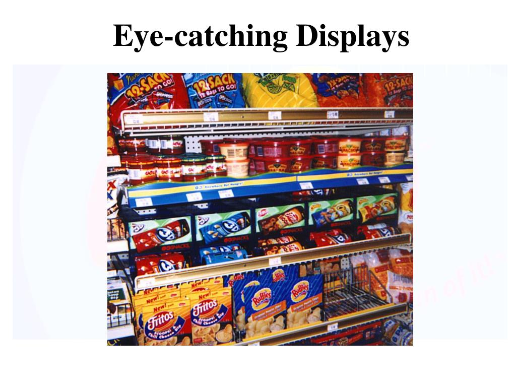 Eye-catching Displays