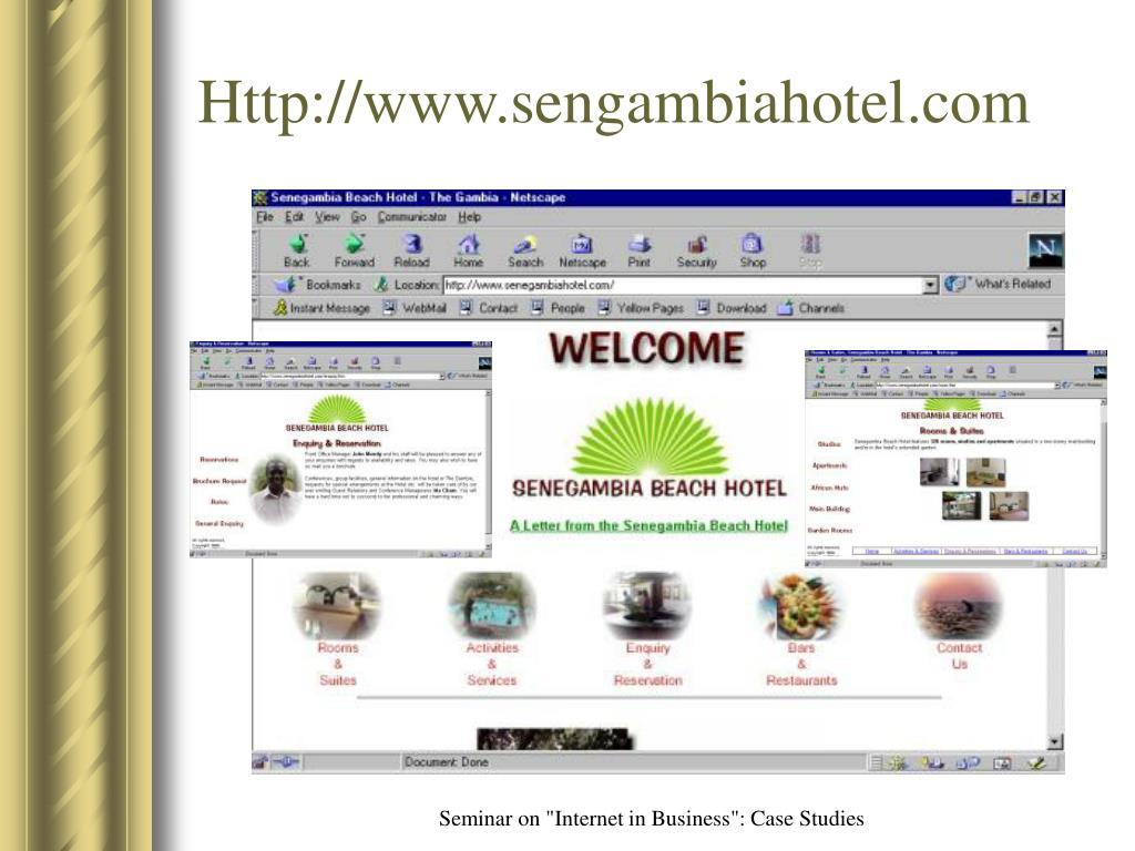 Http://www.sengambiahotel.com