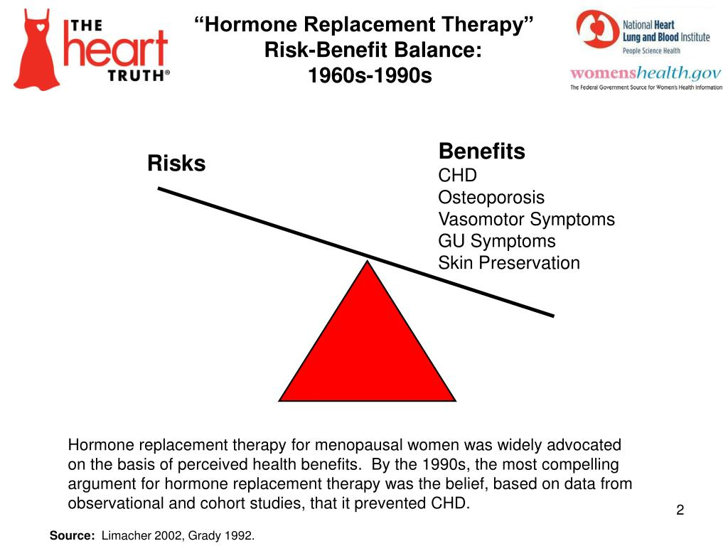 """Hormone Replacement Therapy"""