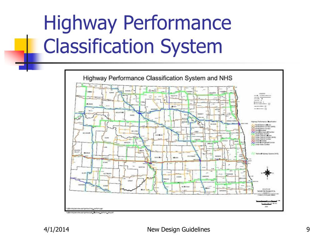Highway Performance Classification System