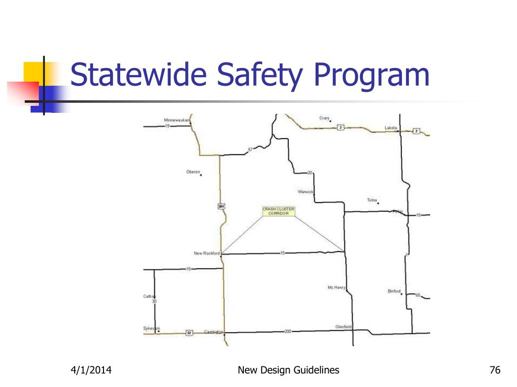Statewide Safety Program