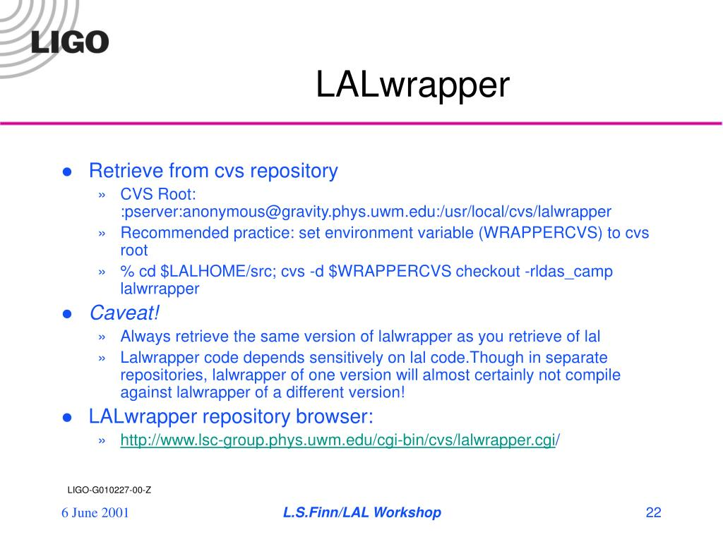 LALwrapper