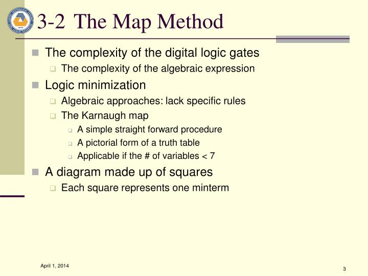 3 2 the map method