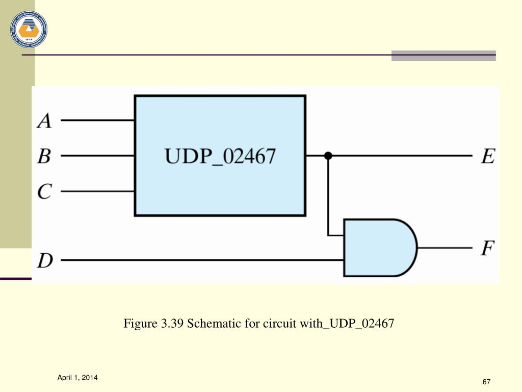 Figure 3.39 Schematic for circuit with_UDP_02467