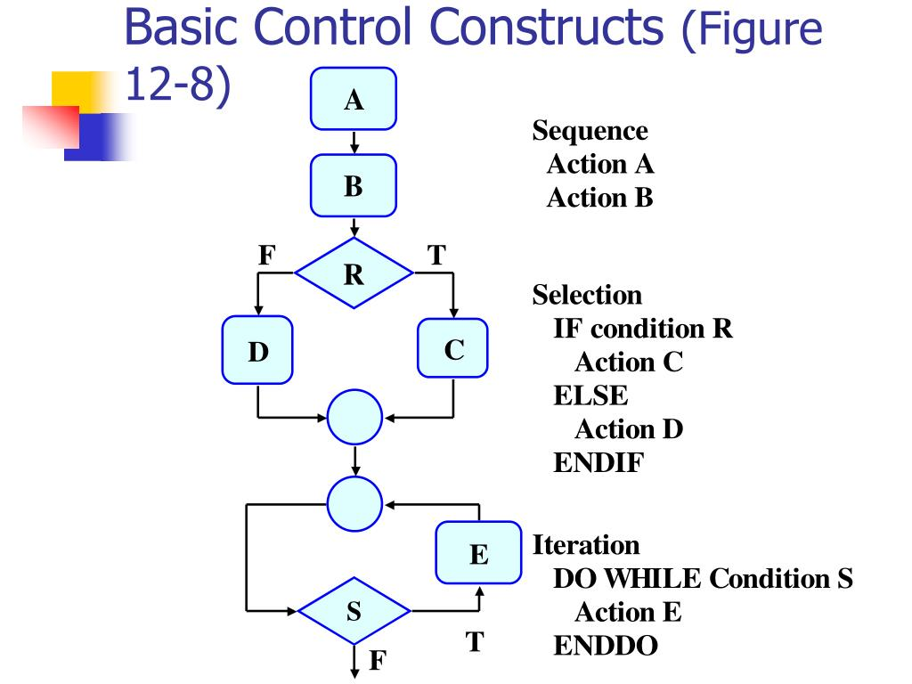 Basic Control Constructs