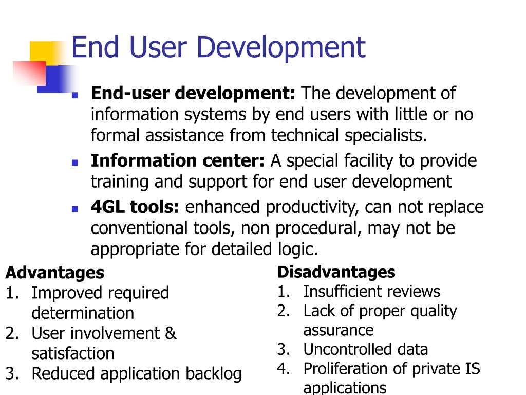 End User Development
