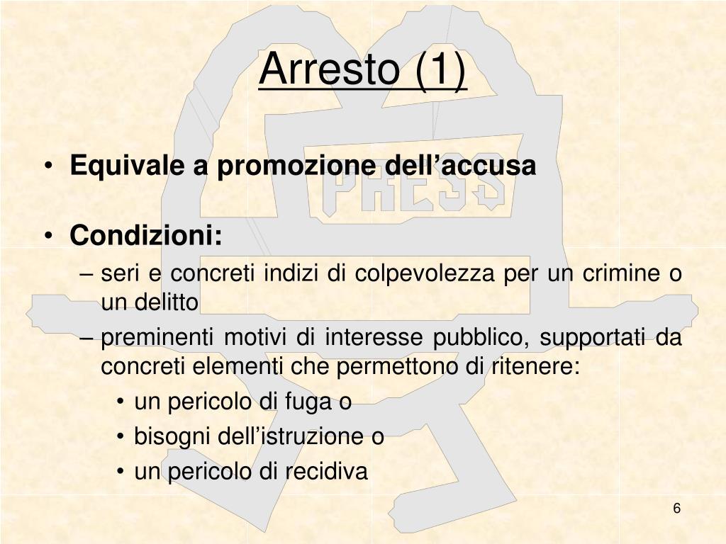 Arresto (1)