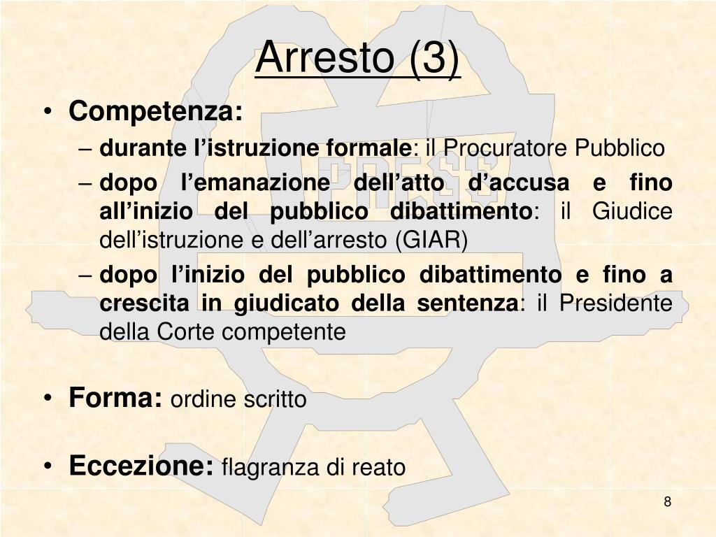 Arresto (3)