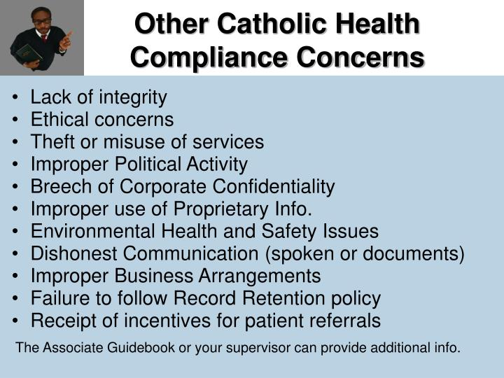 Other Catholic Health