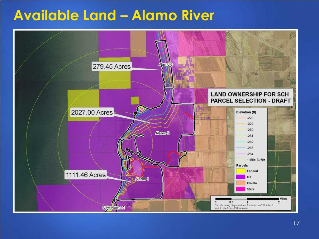 Available Land – Alamo River