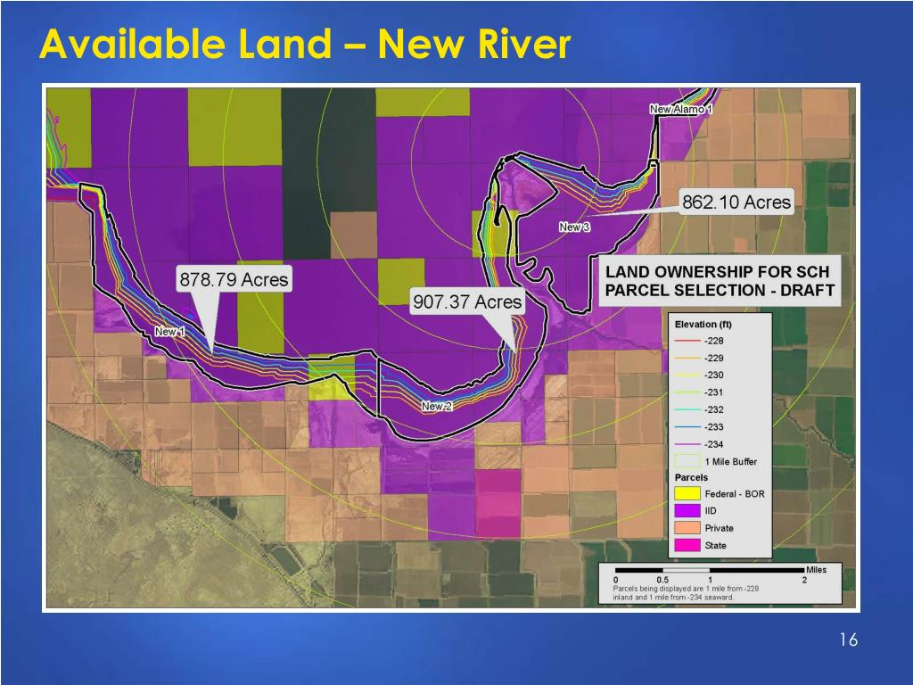 Available Land – New River