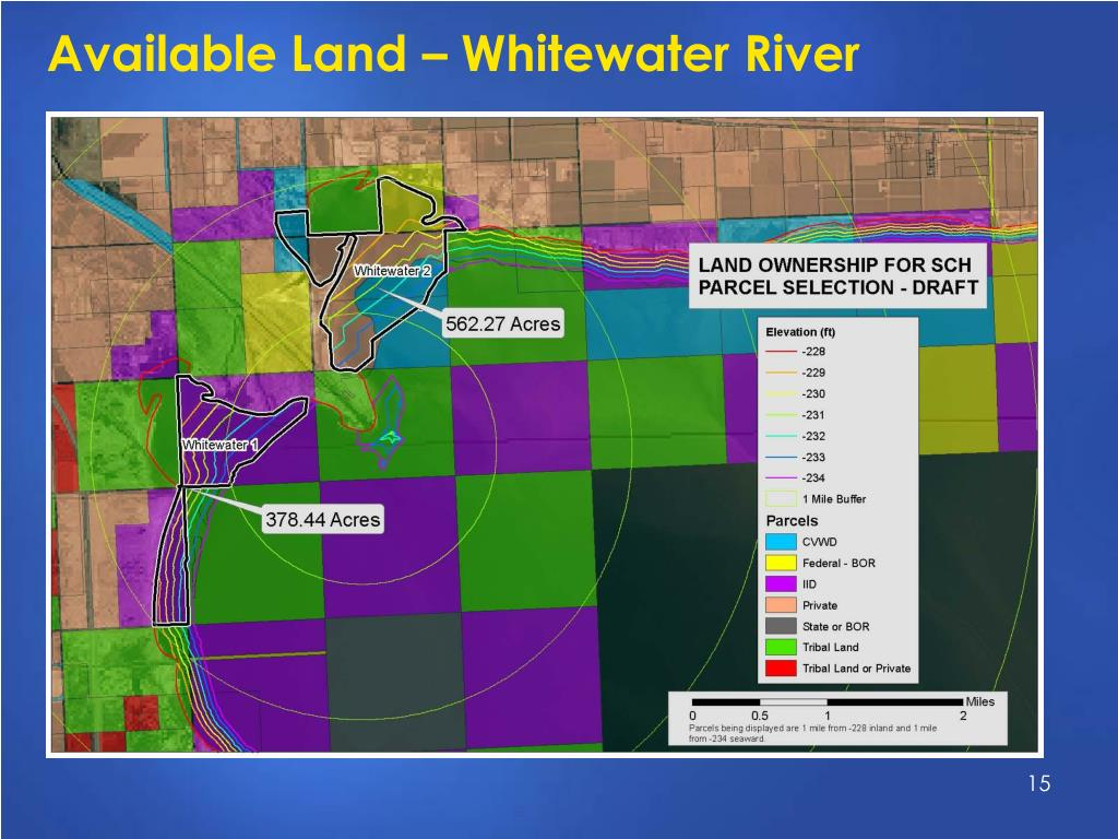 Available Land – Whitewater River