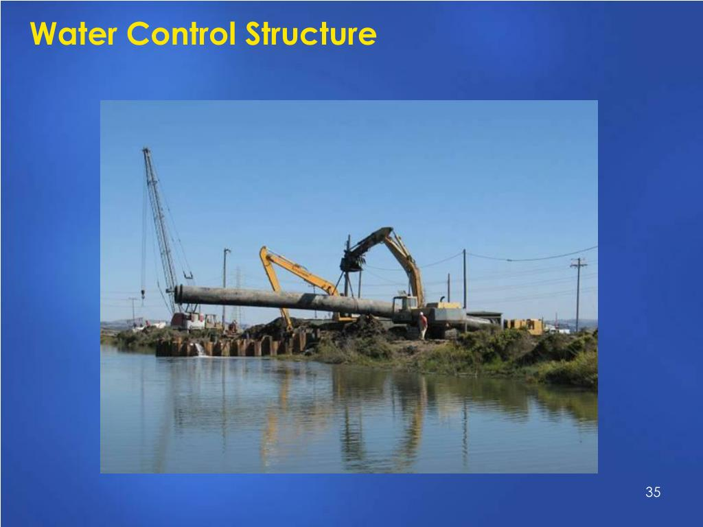Water Control Structure