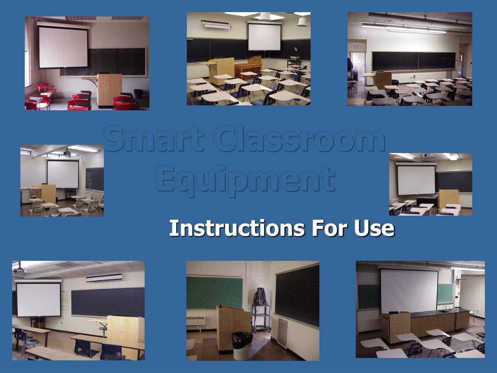 Smart Classroom Equipment