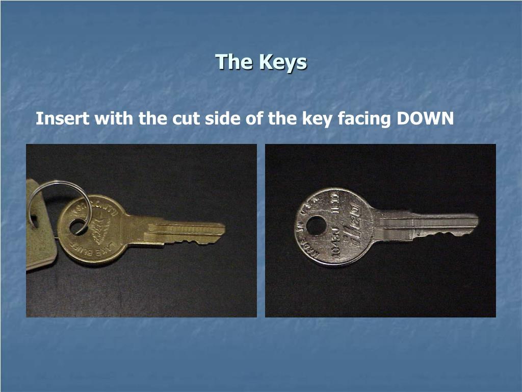 The Keys