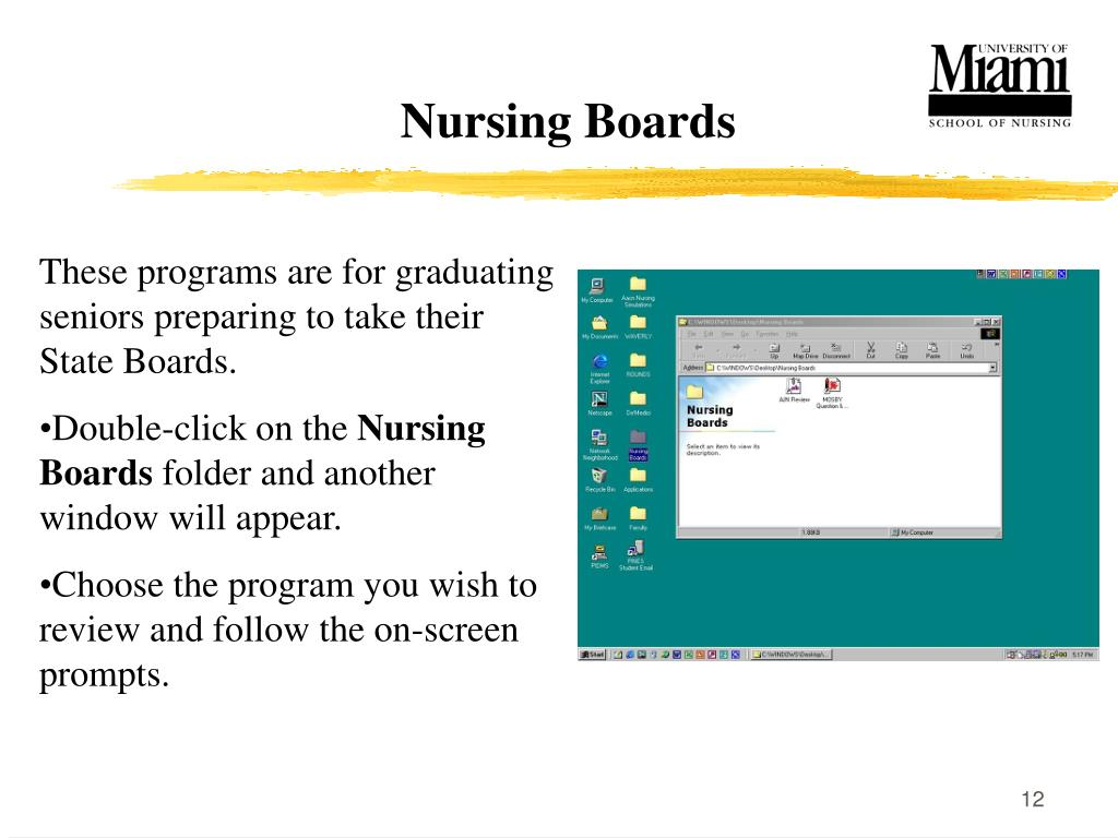 Nursing Boards