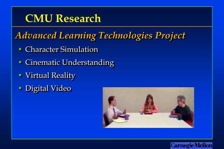CMU Research