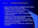 6 1 1 1 nacrdb constraints