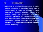 7 2 conclusion