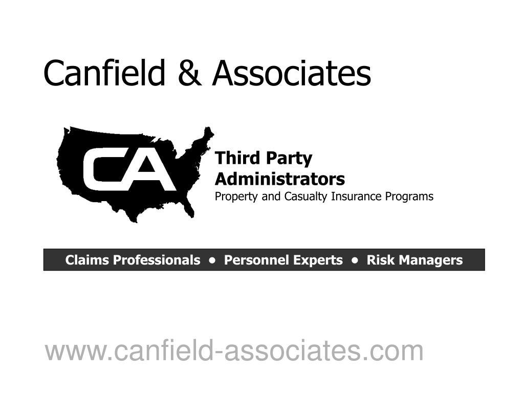 Canfield & Associates