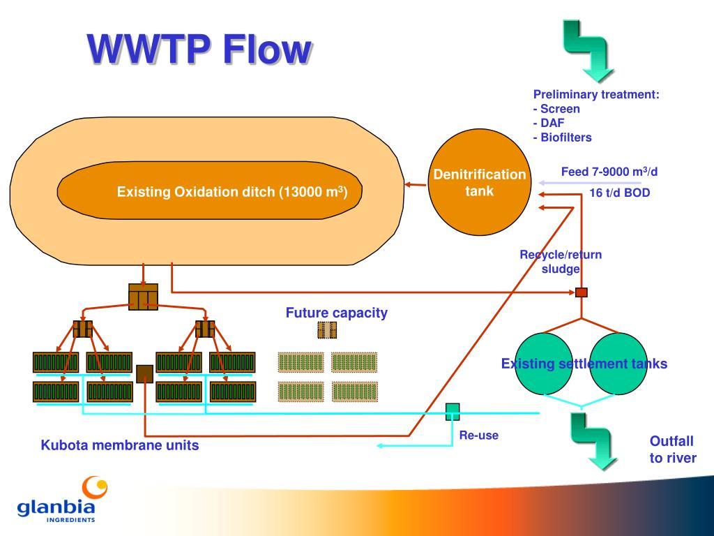WWTP Flow