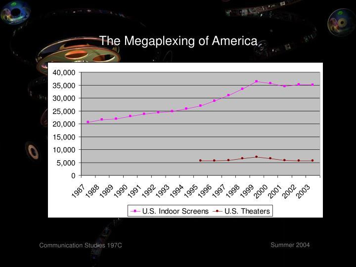 The Megaplexing of America