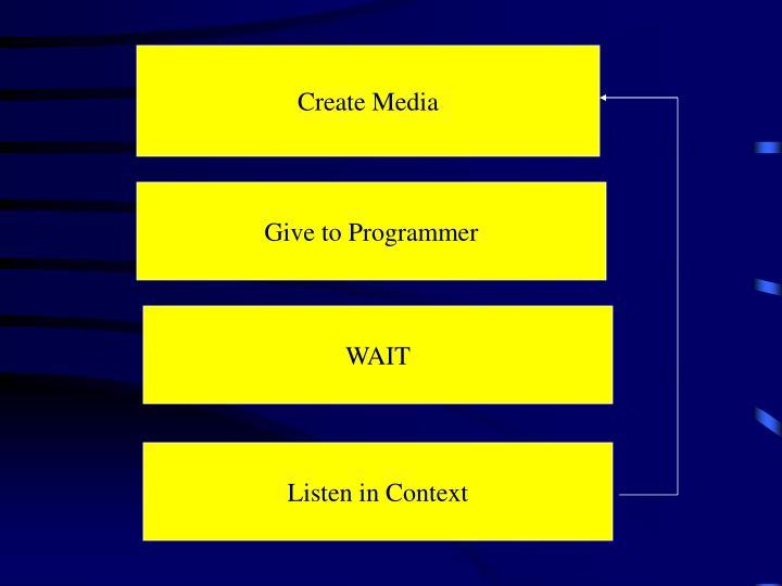 Create Media