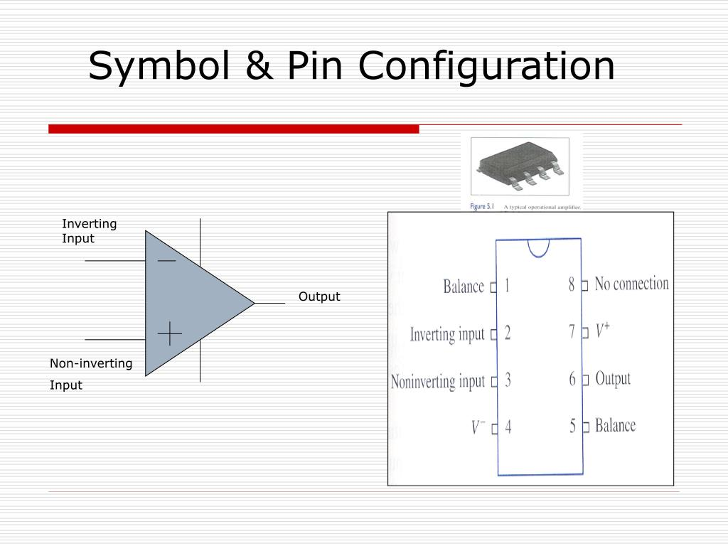 Symbol & Pin Configuration