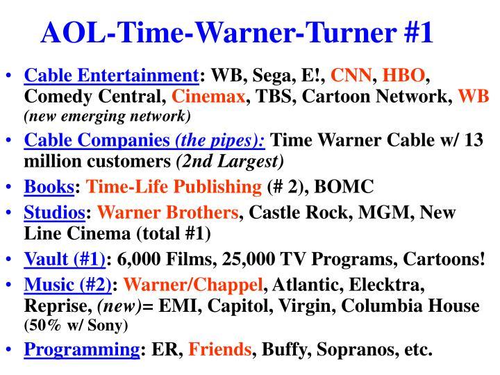 AOL-Time-Warner-Turner #1