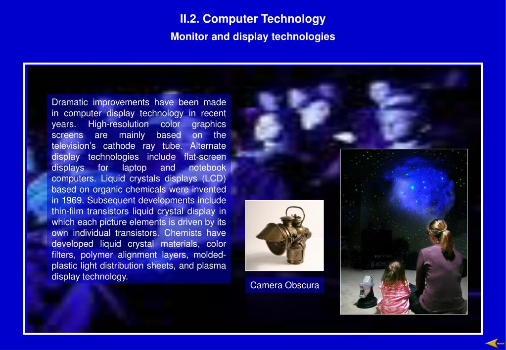 II.2. Computer Technology
