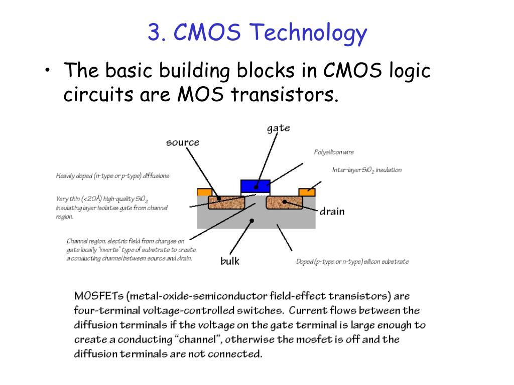 3. CMOS Technology
